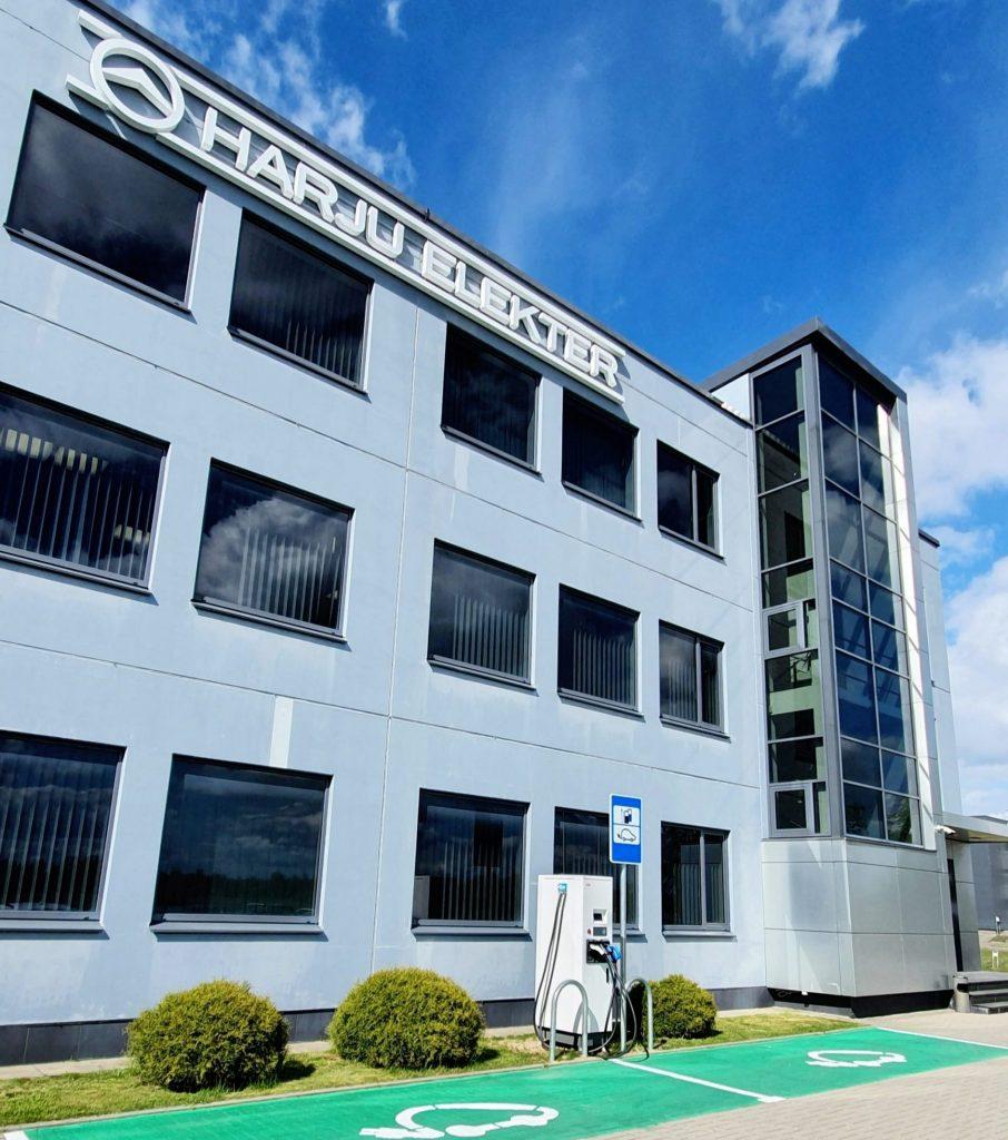 2020 HARJU ELEKTER UAB office